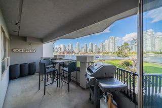 "Photo 12: 205 1859 SPYGLASS Place in Vancouver: False Creek Condo for sale in ""Venice Court-San Remo"" (Vancouver West)  : MLS®# R2514140"