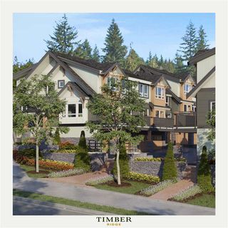 """Main Photo: 9 3409 HARPER Road in Coquitlam: Burke Mountain Townhouse for sale in """"Timber Ridge"""" : MLS®# R2529992"""