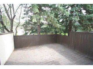 Photo 13: 426 3130 66 Avenue SW in CALGARY: Lakeview Townhouse for sale (Calgary)  : MLS®# C3521004