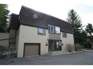 Photo 1: 426 3130 66 Avenue SW in CALGARY: Lakeview Townhouse for sale (Calgary)  : MLS®# C3521004