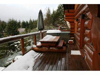 """Photo 10: 7430 AMBASSADOR CR: Whistler House for sale in """"White Gold"""" : MLS®# V983130"""