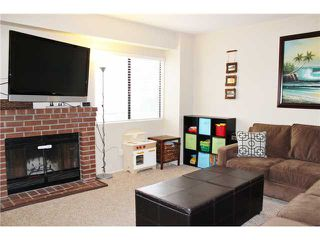 Photo 4: PACIFIC BEACH Townhome for sale : 3 bedrooms : 4257 Gresham Street in San Diego