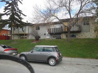 Main Photo: 1 812 MCNEILL Road NE in CALGARY: Mayland Heights Townhouse for sale (Calgary)  : MLS®# C3475061