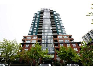 """Main Photo: # 1802 5288 MELBOURNE ST in Vancouver: Collingwood VE Condo for sale in """"EMERALD PARK PLACE"""" (Vancouver East)  : MLS®# V1005146"""