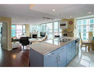 "Photo 6: 1006 188 E ESPLANADE Avenue in North Vancouver: Lower Lonsdale Condo for sale in ""ESPLANADE AT THE PIER"" : MLS®# V1008352"