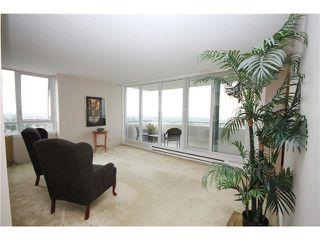 Photo 5: # 1801 5652 PATTERSON AV in Burnaby: Central Park BS Condo for sale (Burnaby South)  : MLS®# V1008639