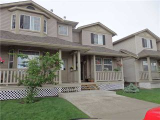 Photo 1: 405 2001 LUXSTONE Boulevard SW: Airdrie Townhouse for sale : MLS®# C3574419