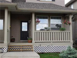 Photo 2: 405 2001 LUXSTONE Boulevard SW: Airdrie Townhouse for sale : MLS®# C3574419