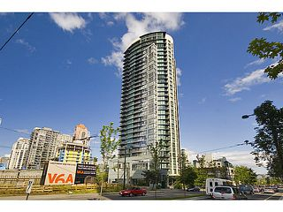 Main Photo: 1007 501 Pacific Street in Vancouver: Downtown VW Condo for sale (Vancouver West)  : MLS®# V1024812