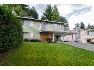 Photo 1: 966 RANCH PARK WY in Coquitlam: Ranch Park House for sale : MLS®# V1058710