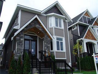 "Photo 1: 14138 60A Avenue in Surrey: Sullivan Station House for sale in ""SULLIVAN STATION"" : MLS®# F1421871"