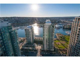Photo 5: # 3802 1408 STRATHMORE ME in Vancouver: Yaletown Condo for sale (Vancouver West)  : MLS®# V1097407