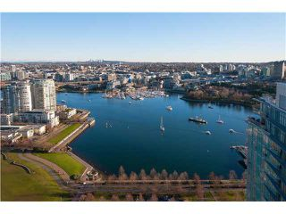 Photo 1: # 3802 1408 STRATHMORE ME in Vancouver: Yaletown Condo for sale (Vancouver West)  : MLS®# V1097407