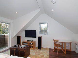 Photo 17: 3185 W 14TH AV in Vancouver: Kitsilano House for sale (Vancouver West)  : MLS®# V1117347