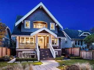 Photo 1: 3185 W 14TH AV in Vancouver: Kitsilano House for sale (Vancouver West)  : MLS®# V1117347