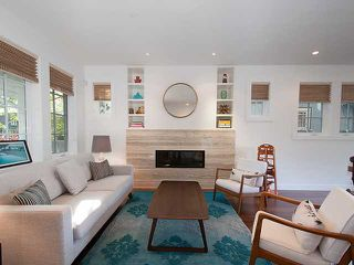 Photo 2: 3185 W 14TH AV in Vancouver: Kitsilano House for sale (Vancouver West)  : MLS®# V1117347
