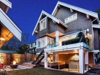 Photo 20: 3185 W 14TH AV in Vancouver: Kitsilano House for sale (Vancouver West)  : MLS®# V1117347
