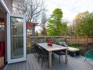 Photo 7: 3185 W 14TH AV in Vancouver: Kitsilano House for sale (Vancouver West)  : MLS®# V1117347