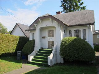 Main Photo: 1076 PARK DR in Vancouver: Marpole House for sale (Vancouver West)  : MLS®# V1124285