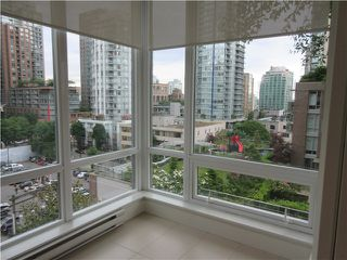 Photo 2: # 809 565 SMITHE ST in Vancouver: Downtown VW Condo for sale (Vancouver West)  : MLS®# V1128087