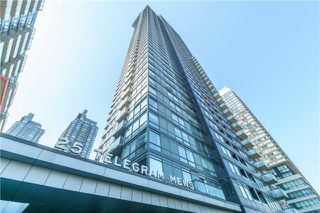 Photo 2: 5205 25 Telegram Mews in Toronto: Waterfront Communities C1 Condo for sale (Toronto C01)  : MLS®# C4142747