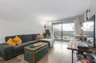 Photo 1: 120 2390 MCGILL STREET in Vancouver: Hastings Condo for sale (Vancouver East)  : MLS®# R2347357