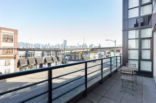Photo 17: 202 1628 W 4TH AVENUE in Vancouver: False Creek Condo for sale (Vancouver West)  : MLS®# R2343445