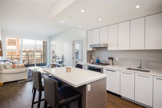 Photo 9: 202 1628 W 4TH AVENUE in Vancouver: False Creek Condo for sale (Vancouver West)  : MLS®# R2343445
