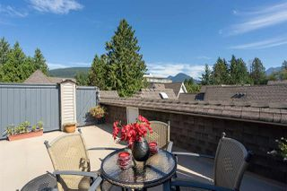 """Photo 17: 9 1027 LYNN VALLEY Road in North Vancouver: Lynn Valley Townhouse for sale in """"RIVER ROCK"""" : MLS®# R2405654"""