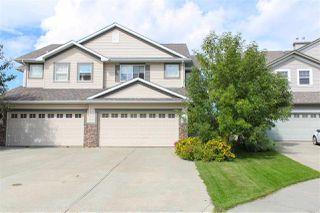 Main Photo: 1672 Melrose Place SW in Edmonton: Zone 55 House Half Duplex for sale : MLS®# E4186550