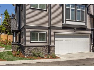"""Photo 2: 48 7740 GRAND Street in Mission: Mission BC Townhouse for sale in """"The Grand"""" : MLS®# R2476481"""