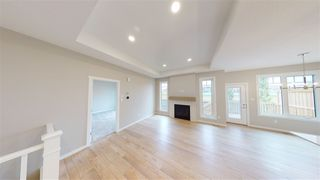 Photo 3: 19 7115 ARMOUR Link in Edmonton: Zone 56 Townhouse for sale : MLS®# E4211097
