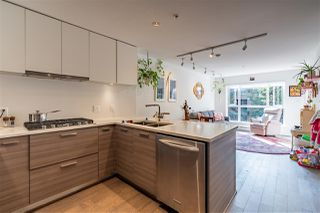 """Photo 4: 217 3456 COMMERCIAL Street in Vancouver: Victoria VE Condo for sale in """"THE MERCER"""" (Vancouver East)  : MLS®# R2494998"""