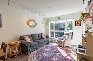 """Photo 3: 217 3456 COMMERCIAL Street in Vancouver: Victoria VE Condo for sale in """"THE MERCER"""" (Vancouver East)  : MLS®# R2494998"""