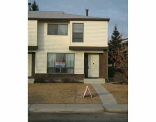 Main Photo:  in CALGARY: Silver Springs Townhouse for sale (Calgary)  : MLS®# C3195567