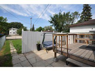 Photo 17: 320 Berry Street in WINNIPEG: St James Residential for sale (West Winnipeg)  : MLS®# 1217699