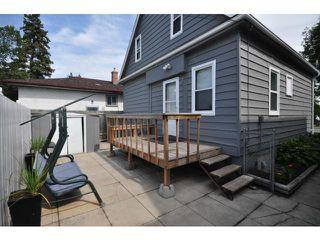 Photo 16: 320 Berry Street in WINNIPEG: St James Residential for sale (West Winnipeg)  : MLS®# 1217699