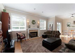 """Photo 3: 3 6360 LYNAS Lane in Richmond: Riverdale RI Townhouse for sale in """"TIFFANY MANOR"""" : MLS®# V970231"""