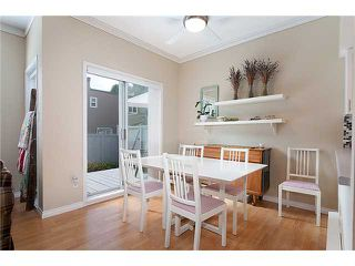 """Photo 5: 3 6360 LYNAS Lane in Richmond: Riverdale RI Townhouse for sale in """"TIFFANY MANOR"""" : MLS®# V970231"""