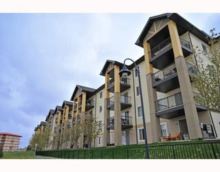 Main Photo: 8109 304 MACKENZIE Way SW: Airdrie Condo for sale : MLS®# C3402981