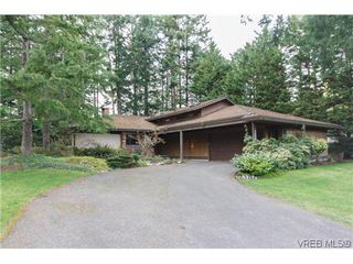 Photo 1: 4494 Cottontree Lane in VICTORIA: SE Broadmead Single Family Detached for sale (Saanich East)  : MLS®# 632884