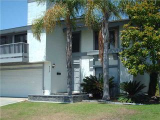 Photo 1: CLAIREMONT Townhome for sale : 3 bedrooms : 4509 Caminito Cristalino in San Diego
