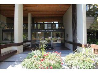 Photo 2: 906 4105 Maywood in Burnaby: Metrotown Condo for sale (Burnaby South)  : MLS®# v985545
