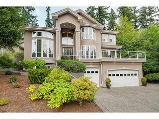 Main Photo: 200 PARKSIDE Drive in Port Moody: Heritage Mountain House for sale : MLS®# V1079797