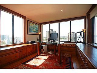 Photo 9: # 1603 1236 BIDWELL ST in Vancouver: West End VW Condo for sale (Vancouver West)  : MLS®# V1125989