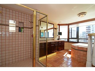Photo 12: # 1603 1236 BIDWELL ST in Vancouver: West End VW Condo for sale (Vancouver West)  : MLS®# V1125989