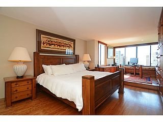 Photo 8: # 1603 1236 BIDWELL ST in Vancouver: West End VW Condo for sale (Vancouver West)  : MLS®# V1125989
