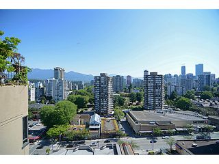 Photo 17: # 1603 1236 BIDWELL ST in Vancouver: West End VW Condo for sale (Vancouver West)  : MLS®# V1125989