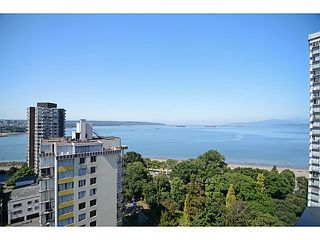 Photo 16: # 1603 1236 BIDWELL ST in Vancouver: West End VW Condo for sale (Vancouver West)  : MLS®# V1125989