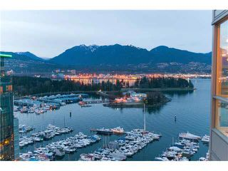 Photo 5: 1705 1328 W PENDER STREET in Vancouver: Coal Harbour Condo for sale (Vancouver West)  : MLS®# V1140766